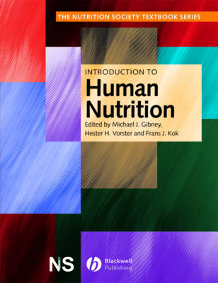 Introduction to Human Nutrition - The Nutrition Society Textbook (Paperback)