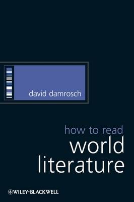 How to Read World Literature - How to Study Literature (Hardback)