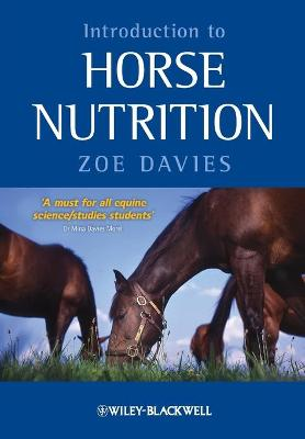 Introduction to Horse Nutrition (Paperback)