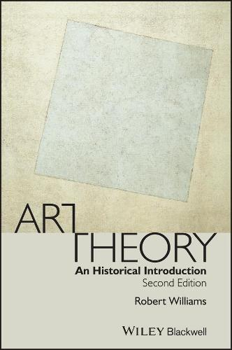 Art Theory: An Historical Introduction (Paperback)