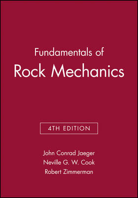 Fundamentals of Rock Mechanics: Instructor's Manual and CD-ROM (Paperback)