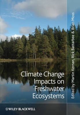 Climate Change Impacts on Freshwater Ecosystems (Hardback)