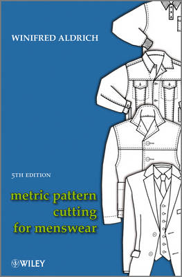 Metric Pattern Cutting for Menswear (Hardback)