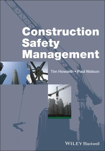 Construction Safety Management (Paperback)