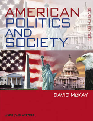 American Politics and Society - CourseSmart (Paperback)