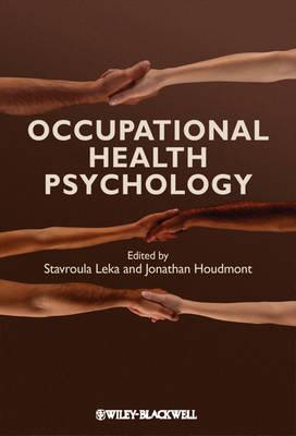 Occupational Health Psychology (Paperback)
