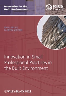 Innovation in Small Professional Practices in the Built Environment - Innovation in the Built Environment (Hardback)