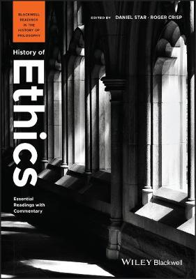 History of Ethics - Blackwell Readings in the History of Philosophy (Paperback)