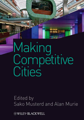 Making Competitive Cities (Hardback)