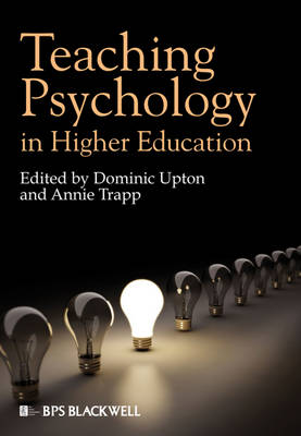 Teaching Psychology in Higher Education (Paperback)