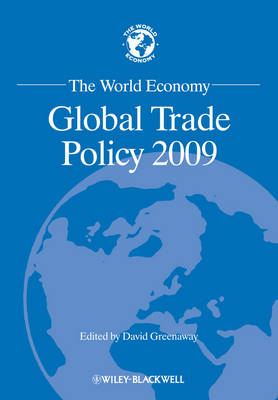 The World Economy: Global Trade Policy - World Economy Special Issues (Paperback)