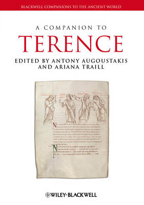 A Companion to Terence - Blackwell Companions to the Ancient World (Hardback)