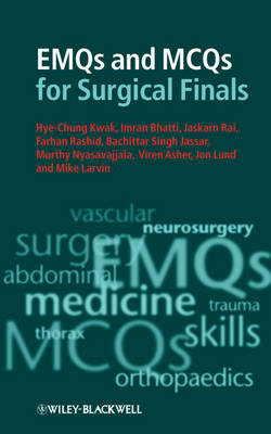 EMQs and MCQs for Surgical Finals (Paperback)