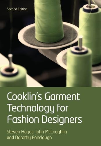 Cooklin's Garment Technology for Fashion Designers (Paperback)