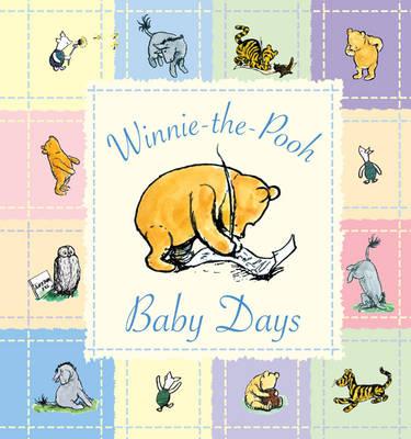 Winnie the Pooh Baby Days (Hardback)