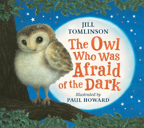 The Owl Who Was Afraid of the Dark (Paperback)