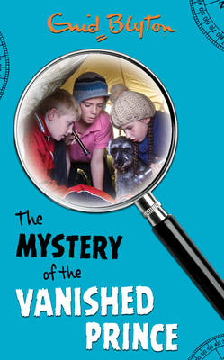 The Mystery of the Vanished Prince (Paperback)