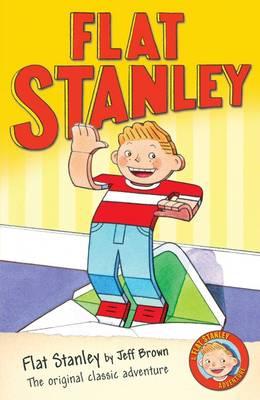 Flat Stanley - Flat Stanley (Paperback)