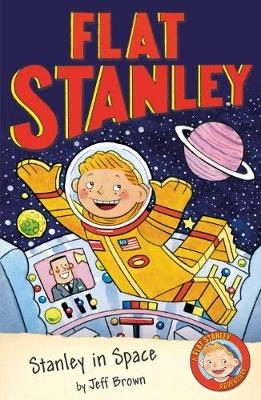 Flat Stanley in Space (Paperback)