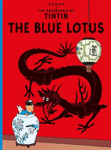 The Blue Lotus - The Adventures of Tintin (Paperback)