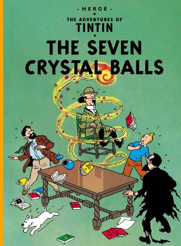 The Seven Crystal Balls - The Adventures of Tintin (Paperback)