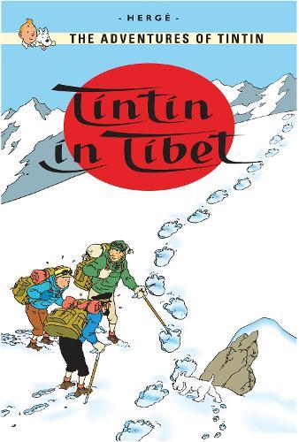 Tintin in Tibet - The Adventures of Tintin (Paperback)