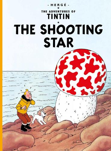 The Shooting Star - The Adventures of Tintin (Hardback)
