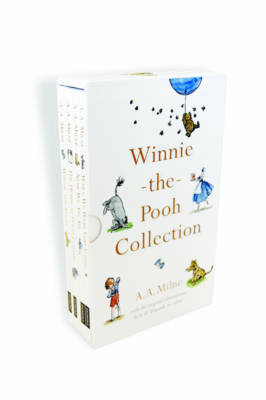 Winnie-the-Pooh Collection - Winnie-The-Pooh - Classic Editions (Paperback)