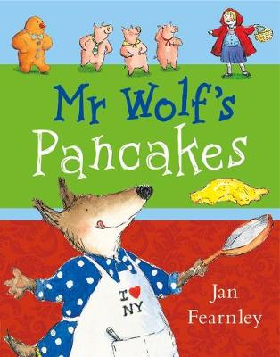 Mr Wolf's Pancakes (Paperback)