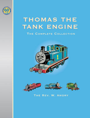 The Thomas the Tank Engine the Railway Series: The Complete Collection - Classic Thomas the Tank Engine (Hardback)