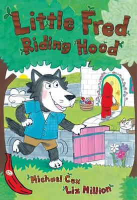 Little Fred Riding Hood: Red Banana - Banana Books (Paperback)