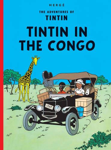 Tintin in the Congo - The Adventures of Tintin (Hardback)