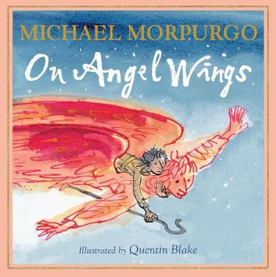 On Angel Wings (Paperback)