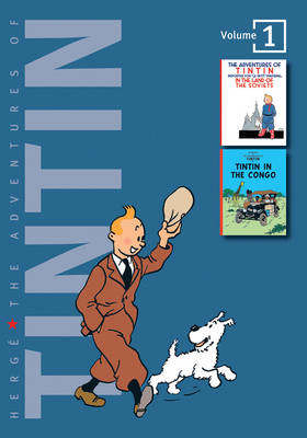 The Adventures of Tintin: Volume 1 (Compact Editions) - The Adventures of Tintin - Compact Editions (Hardback)