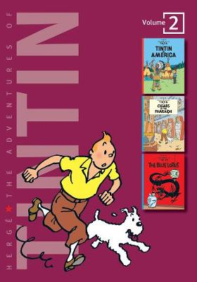 The Adventures of Tintin: Volume 2 (Compact Editions) - The Adventures of Tintin - Compact Editions (Hardback)