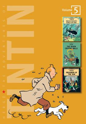 The Adventures of Tintin Volume 5 - The Adventures of Tintin (Hardback)