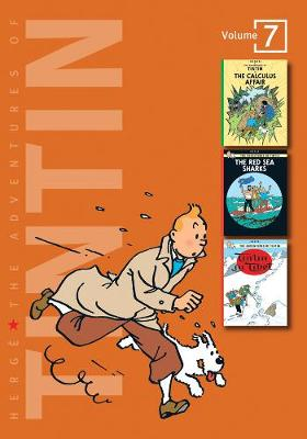 The Adventures of Tintin: Volume 7 (Compact Editions) - The Adventures of Tintin - Compact Editions (Hardback)