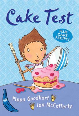 Cake Test: Blue Banana - Banana Books (Paperback)