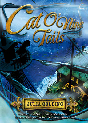 Cover of the book, Cat-O'nine Tails (Cat Royal, #4).