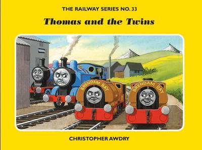 The Railway Series No. 33: Thomas and the Twins - Classic Thomas the Tank Engine No. 33 (Hardback)