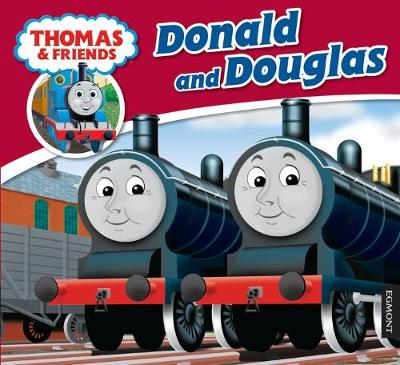 Donald and Douglas - Thomas Story Library (Paperback)