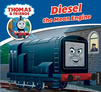 Thomas & Friends: Diesel - Thomas Engine Adventures (Paperback)