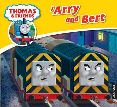 Thomas & Friends: 'Arry and Bert - Thomas Story Library (Paperback)