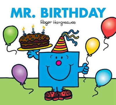 Mr. Birthday (Paperback)