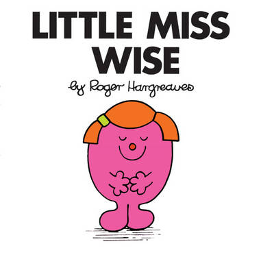 Little Miss Wise - Little Miss Classic Library 21 (Paperback)