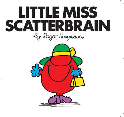 Little Miss Scatterbrain - Little Miss Classic Library 17 (Paperback)