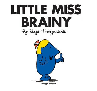Little Miss Brainy - Mr. Men Classic Story Books 25 (Paperback)