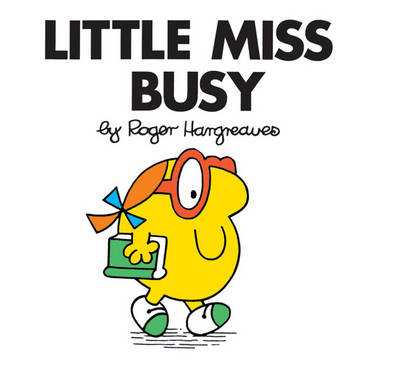 Little Miss Busy - Little Miss Classic Library 19 (Paperback)