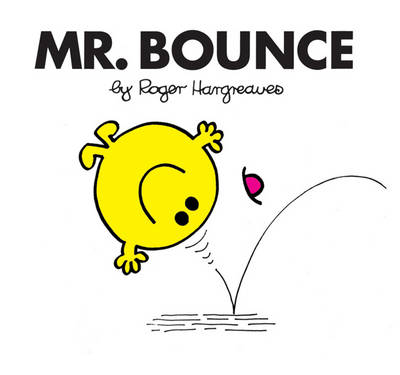 Mr. Bounce - Mr. Men Classic Story Books 22 (Paperback)