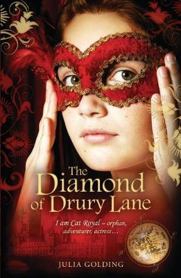 The Diamond of Drury Lane - Cat Royal 1 (Paperback)